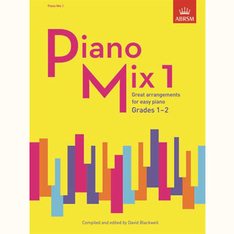 Piano Mix Book 1 (Grades 1-2)