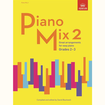Piano Mix Book 2 (Grades 2-3)