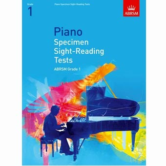 Piano Specimen Sight Reading Tests - Grade 1