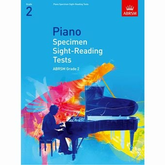 Piano Specimen Sight Reading Tests - Grade 2