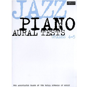 Jazz Piano Aural - Grade 4-5
