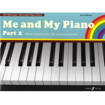 Me And My Piano Book 2