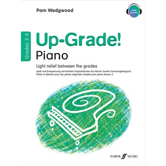 Up-Grade! Piano - Grades 2-3 - Pamela Wedgwood