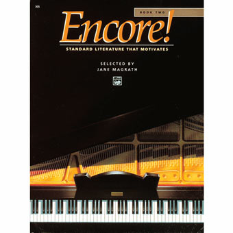 Encore! Book 2 - Piano