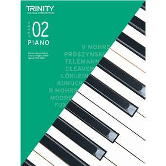 Piano Exam Pieces & Exercises 2018 - 2020 - Grade 2