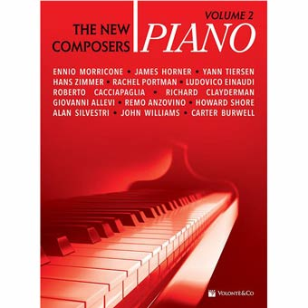 The New Composers 2 - Piano