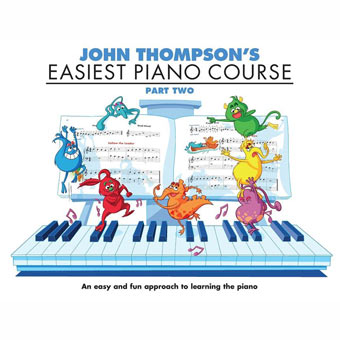 John Thompson's Easiest Piano Course Part 2 - Revised Edition