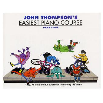 John Thompson Easiest Piano Course Part 4