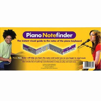 Piano Notefinder - Visual Keyboard Guide