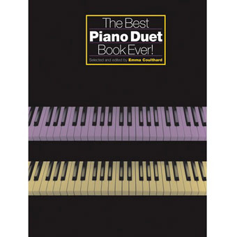 The Best Piano Duet Book Ever!