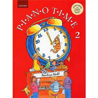 Piano Time Book 2 - Pauline Hall
