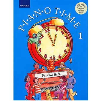 Piano Time Book 1 - Pauline Hall