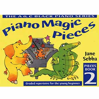 Piano Magic Pieces - Book 2