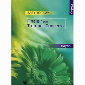Easy To Play - Finale From Trumpet Concerto - Joseph Haydn