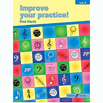 Improve Your Practice - Grade 1 - Paul Harris