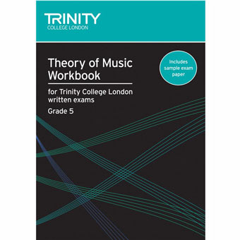 Trinity Theory Of Music Workbook - Grade 5 | Music Theory