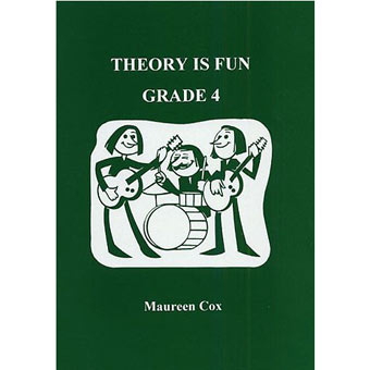 Theory Is Fun - Grade 4 - Maureen Cox