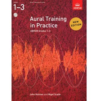 ABRSM Aural Training in Practice Grades 1 - 3