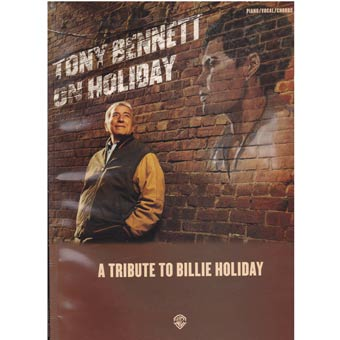 Tony Bennett On Holiday - A Tribute To Billie Holiday - PVG