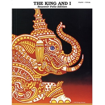 The King And I - Souvenir Folio Edition - Vocal Selections