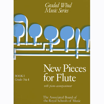 New Pieces For Flute - Volume 1