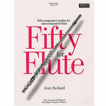 Fifty For Flute - Book 1 - Grades 1 - 5