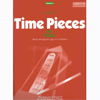 Time Pieces For Flute - Volume 2