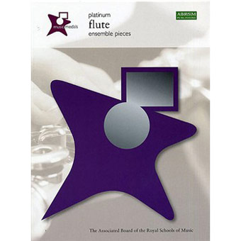 Music Medals - Flute Ensemble Pieces - Platinum