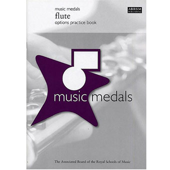 Music Medals - Flute Practice Options