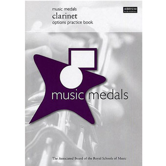 Music Medals - Clarinet Practice Options