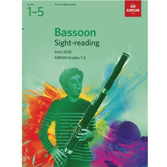 Basson Sight-Reading Tests - Grades 1-5 (2018+)