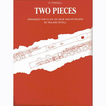 Two Pieces For Flute - Purcell