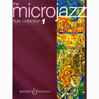 The Microjazz Flute Collection Book 1 - Christopher Norton