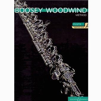 Boosey Woodwind Method - Flute Repertoire Book A