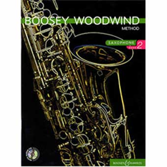 Boosey Woodwind Method - Saxophone Book 2