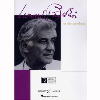Bernstein For Alto Sax