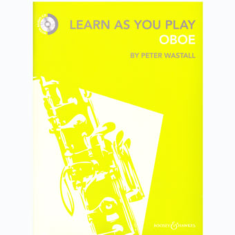 Learn As You Play Oboe - Revised Edition