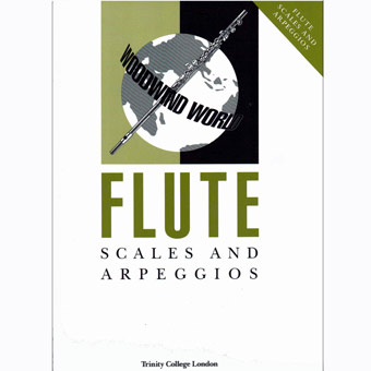 Woodwind World - Flute Scales & Arpeggios