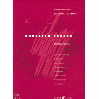 Unbeaten Tracks - Clarinet & Piano