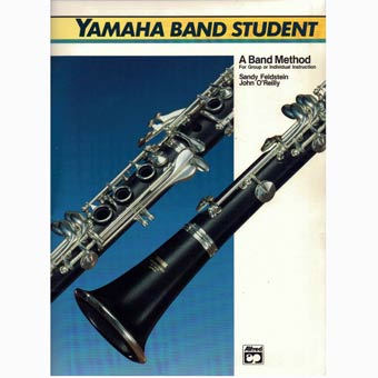 Yamaha Band Student - Clarinet Book 2