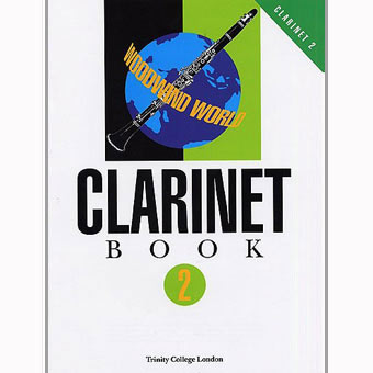 Woodwind World Clarinet Book 2