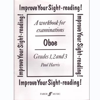 Improve Your Sight-Reading! - Oboe - Grades 1,2 & 3