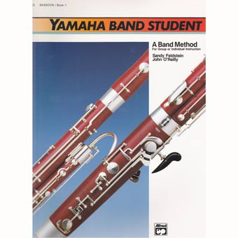 Yamaha Band Student - Bassoon - Book 1