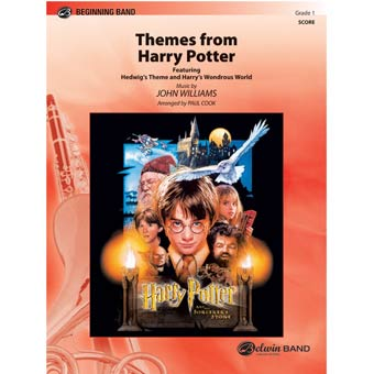 Themes From Harry Potter - Beginners Concert Band