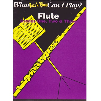 What Jazz And Blues Can I Play - Flute