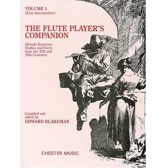 The Flute Player's Companion - Volume 1