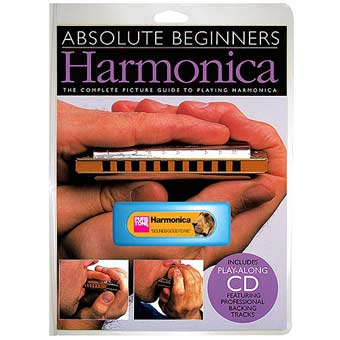 Absolute Beginners - Harmonica - Instrument Pack