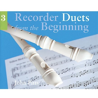 Recorder Duets From The Beginning - Book 3