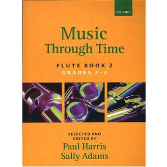 Music Through Time - Flute Book 2