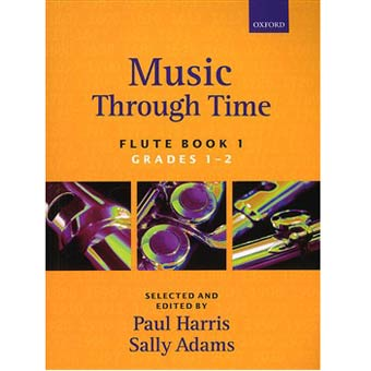 Music Through Time - Flute Book 1